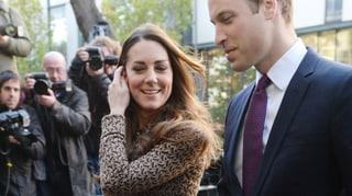 Prinz William: Gamen nur mit Kates Zustimmung