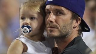 David Beckhams Stylingberaterin ist drei Jahre alt