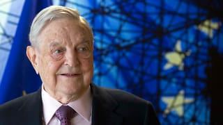 Soros-Stiftung schliesst Büro in Budapest