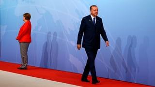 Warum Deutschland und die Türkei in einer Beziehungkrise stecken