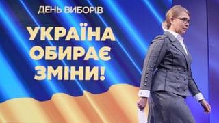 Politische Elite der Ukraine erhält klare Absage