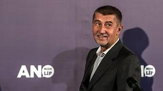 ANO-Partei von Andrej Babiš gewinnt Parlamentswahl
