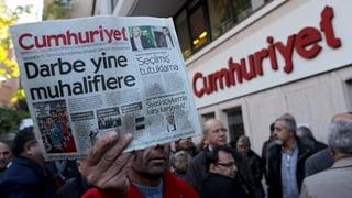 Untersuchungshaft für «Cumhuriyet»-Chefredaktor