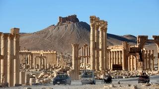 Syriens ungehobene Kulturschätze für immer verloren