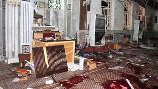 Über 40 Tote nach Selbstmordanschlag in Damaskus