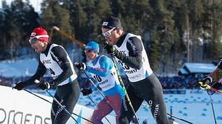 Jonas Baumann a Lahti: Atlet top, material top