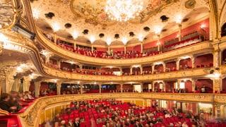 Weniger Geld für das Zürcher Opernhaus