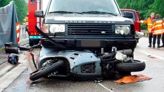 Das sind die häufigsten Unfall-Ursachen im Kanton Solothurn