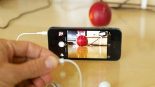 Kreativere Handy-Fotos schiessen