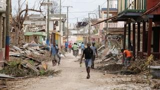 Traurige Bilanz nach «Matthew» – 1000 Tote auf Haiti