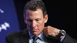 Armstrong entschuldigt sich bei Livestrong-Mitarbeitern
