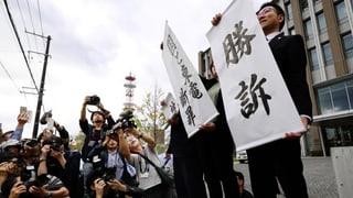 Japanisches Gericht verurteilt Staat und Betreiber Tepco
