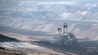Historischer Rückgang beim Verbrauch von Kohle in Europa