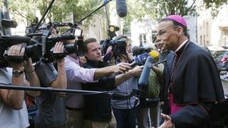 Neue Lügen-Vorwürfe gegen Bischof Tebartz-van Elst