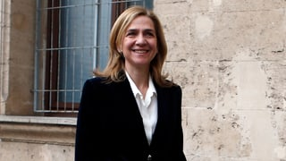 König Felipe VI. nimmt Schwester Titel weg