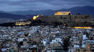 Griechenland ist das korrupteste Land Europas