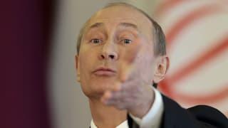 Putin will Verhältnis zu USA verbessern