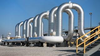 Leck in der Keystone-Pipeline in den USA