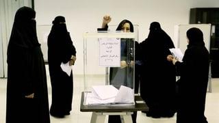 Saudi-Arabien: Frauen schaffen die Wahl in den Gemeinderat