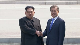Süd- und Nordkorea wollen «vollständige nukleare Abrüstung»