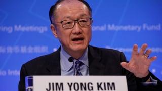 Massive Finanzspritze für Weltbank