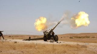 Isis entzündet im Irak weitere Brandherde