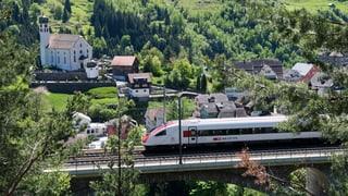 Südostbahn buhlt um die Gotthard-Bergstrecke