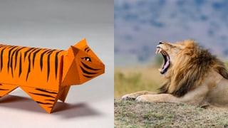 Papiertiger oder brüllender Löwe?