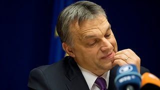 Ungarn gibt internationalem Druck nach
