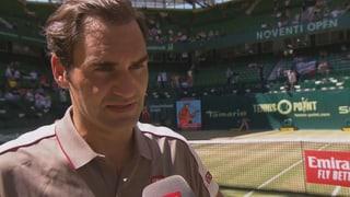 Federer: «Ich weiss, was es bedeutet, hier zu gewinnen»
