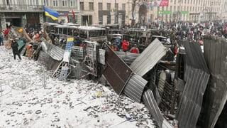 Ukraine: Sofortige Amnestie für Regierungsgegner