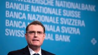 Nationalbank hält an ihrer Geldpolitik fest