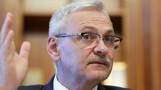 In der Heimat richtet die Justiz über Liviu Dragnea. In Bern empfängt ihn das Parlament. Das sorgt für Irritationen.