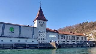 Stadt Aarau erhält deutlich weniger Geld von Eniwa