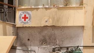 IKRK stellt Aktivitäten in Libyen ein