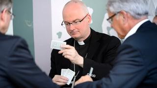 Charles Morerod wird Präsident der Bischofskonferenz