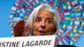 IWF-Chefin beklagt Blockadehaltung der USA