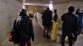 Schweiz schickt Asylbewerber in Ebola-Länder zurück