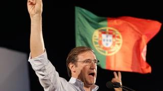 Portugal elegia nov parlament