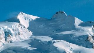 Drei Schweizer stürzen am Monte-Rosa-Massiv in den Tod