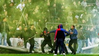 Gewalt im Fussball: Polizei und FC Aarau spannen zusammen
