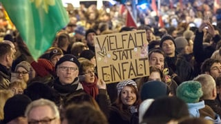 Keine Pegida-Kundgebungen in Frauenfeld