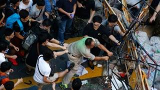 165 Verletzte in Hongkong – Demonstranten bereit zu Verhandlungen