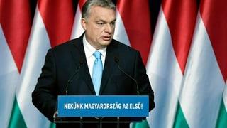 Orban entschuldigt sich bei der EVP