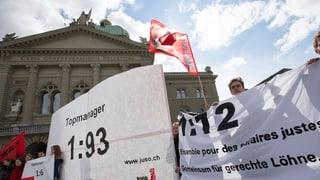 Wie gross ist das Problem der Lohnschere in der Schweiz?