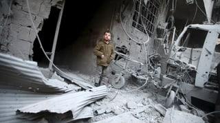 Kinder im Kreuzfeuer des Krieges