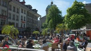 Die Stadt Bern ist eine von Lonely Planets Top 10 Destinationen