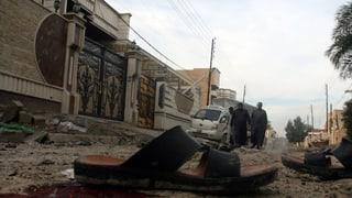 Massenexekution im Irak: IS-Kämpfer töten 200 Menschen