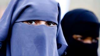 Niederlande ebnet Weg für Burka-Verbot