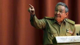 Castro glaubt an zivilisierte Beziehung mit den USA